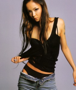 Cover del single 'SO CRAZY / Come ()' di Namie Amuro