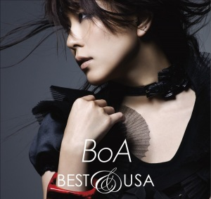 Cover del album 'BEST&USA (CD)' di BoA