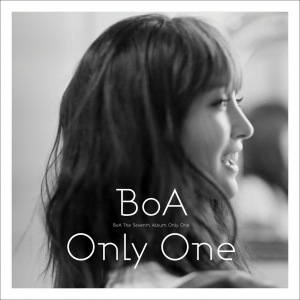 Cover del album 'Only One (Digital Album)' di BoA