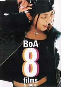 Cover del dvd '8 Films & more (Reissue)' di BoA