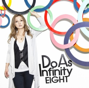 Cover del album 'EIGHT (CD)' di Do As Infinity