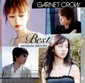 GARNET CROW BEST  (2CD) Cover