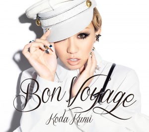 Cover del album 'Bon Voyage (CD+DVD)' di Kumi Koda