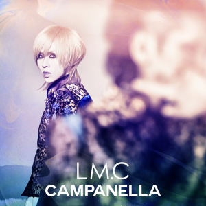 Cover del single 'Campanella (Digital ver. M)' di LM.C