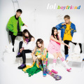 boyfriend / girlfriend (CD+DVD) Cover