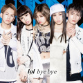 bye bye (CD mu-mo Edition lol ver.) Cover