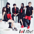 fire! (CD+DVD) Cover