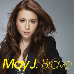 Cover del album 'Brave (Digital)' di May J.