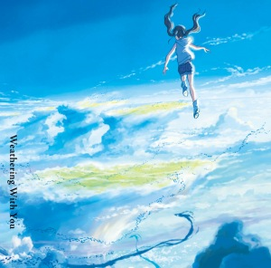 Cover del album 'Tenki no Ko (天気の子) ()' di RADWIMPS