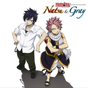 Cover del single 'FAIRY TAIL Character Song Collection Vol.1 Natsu & Gray ()' di Tetsuya Kakihara