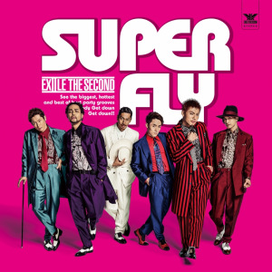 Cover del single 'SUPER FLY (CD)' di EXILE THE SECOND