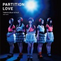 Partition Love (CD) Cover