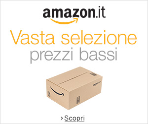 amazon.it banner pubblicitario